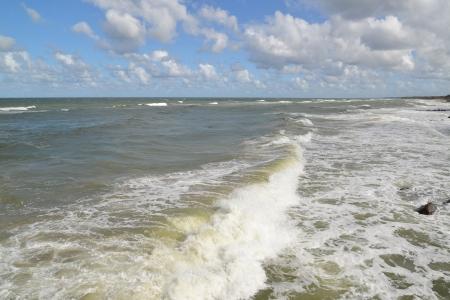 inflow: Disturbance in the Baltic Sea