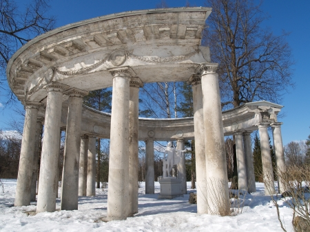 Pavlovsk  Apollo photo