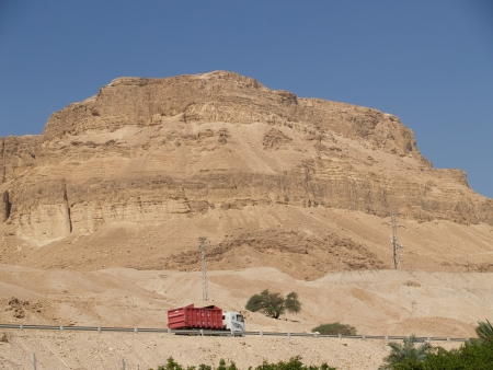 judaic: Israel  View of Judaic mountains