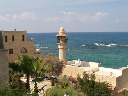 Israel  Mosque Dzhama el-Bajar  al-Bakhr  photo