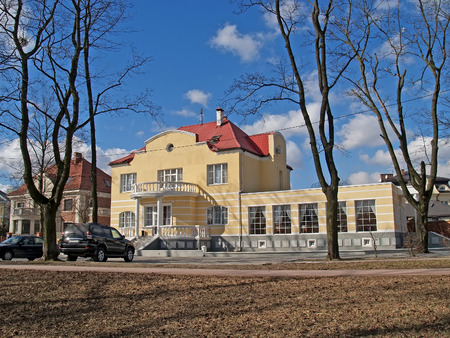 The guest house in Kaliningrad photo