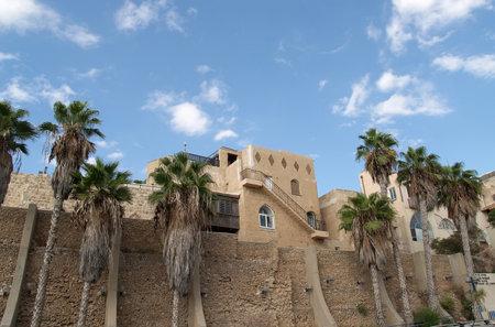 jaffa: Israel  Townscape Jaffa