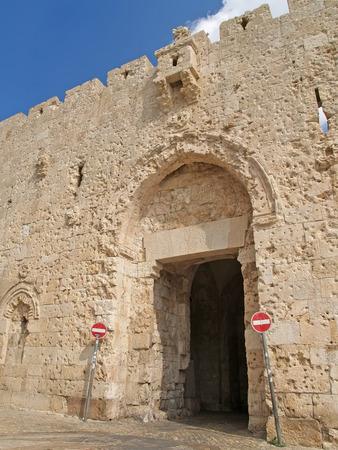 siervo: Israel, Jerusal�n. Abbey pared Dormitsion