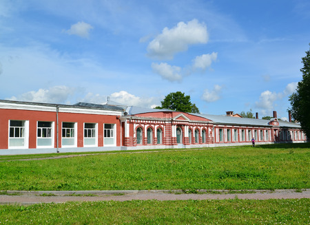 unitary: The museum of history of aviation engine-building and repair on the basis of Federal State Unitary Enterprise 218 ARZ of the Ministry of Defence of the Russian Federation, Gatchina