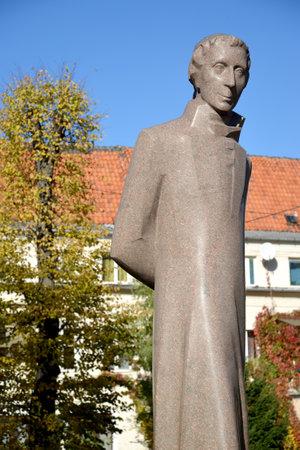 critic: The description Lyudvikas Reza (1776-1840) — the Lithuanian poet, the critic, the philologist, the translator, the Protestant pastor. Editorial