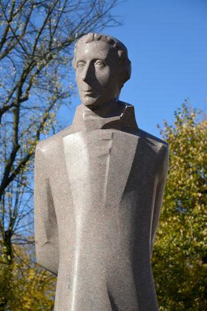critic: Lyudvikas Reza (1776-1840) — the Lithuanian poet, the critic, the philologist, the translator, the Protestant pastor.