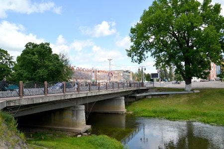 gusev: Korolevsky ponte attraverso il fiume di Piss
