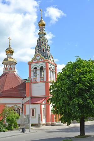 gusev: Tempio della Dormizione della Theotokos