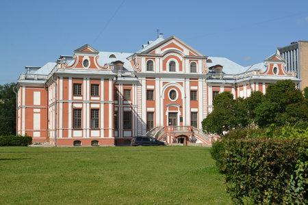 st  petersburg: View on Kikina of chamber. St. Petersburg