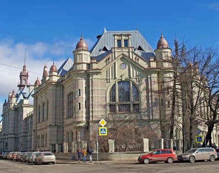 """St. Petersburg State Electrotechnical University """"LETI"""" named after VI Ulyanova (Lenin) (St. Petersburg State Technical University)"""