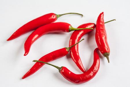 red chilli: Hot red chilli
