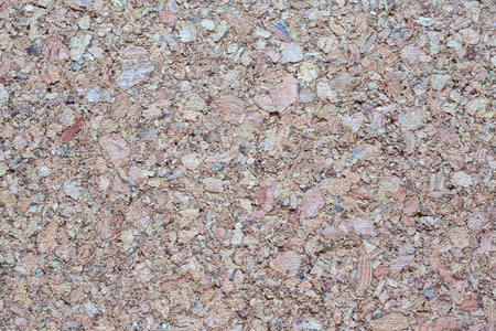 disordered: Texture of pressed wood dust board with disordered grain as background