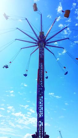 Carnival ride2 Stock Photo