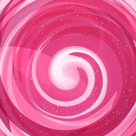 Pink lolipop background  Vector  Stock Vector - 18520641