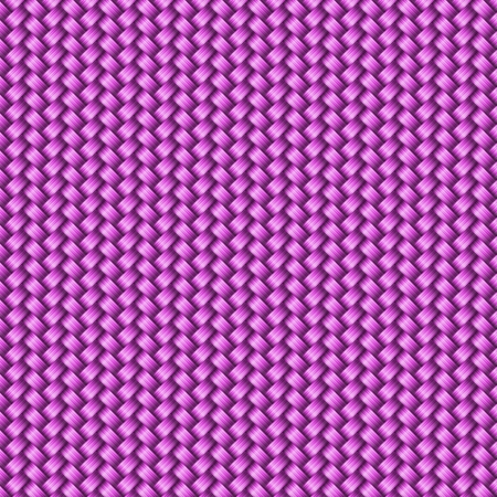 Seamless tiling wicker texture  Illustration
