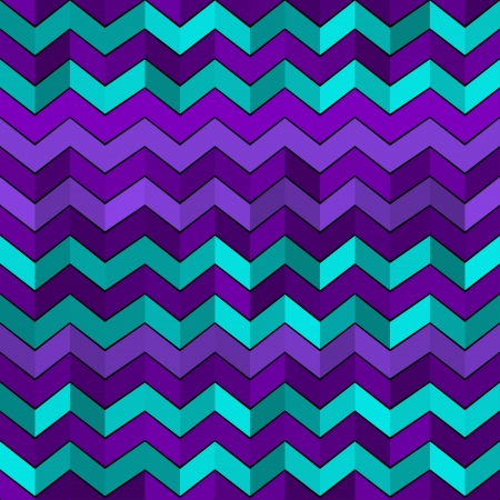 voilet: Seamless geometric pattern with zigzags