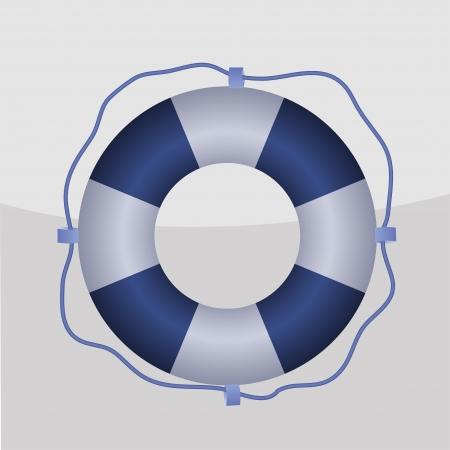 guard ship: Life buoy