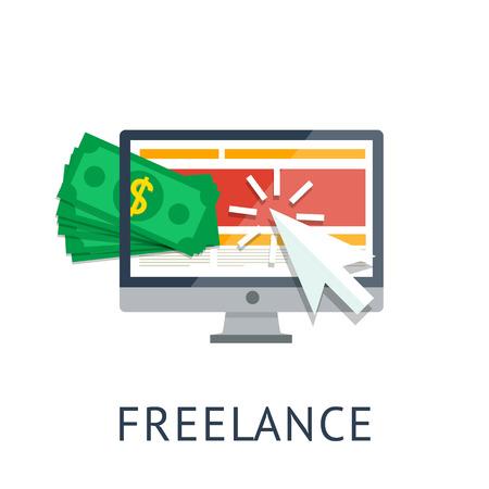 freelance: Freelance icon