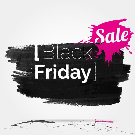 poster designs: Black Friday banner