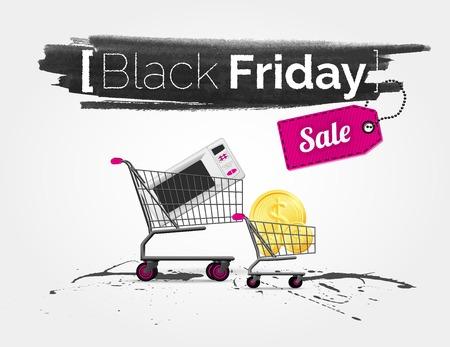 black friday: Black Friday banner