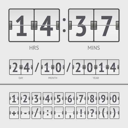 countdown: countdown timer Illustration