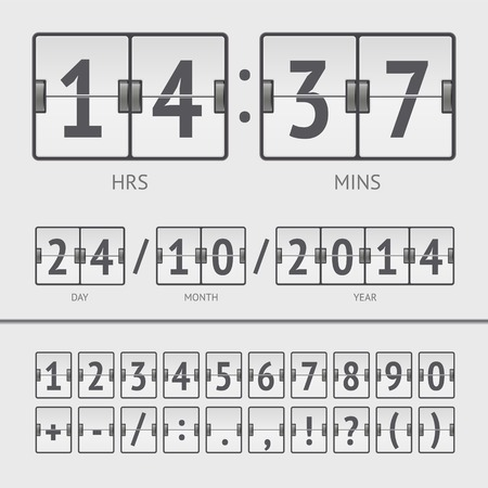 countdown timer Illustration