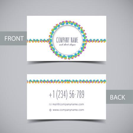 visitekaartje: Visitekaartje