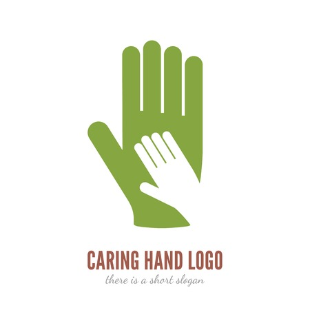 caring hands: Caring hand