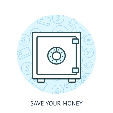 save money: Save money concept
