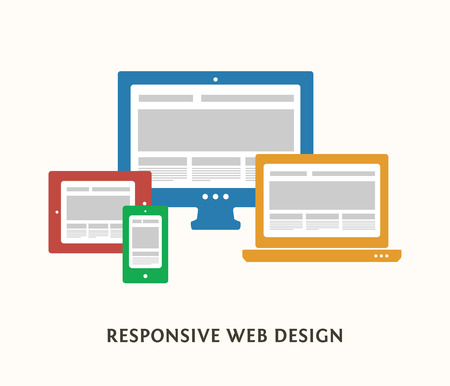 responsive: Responsive design illustration