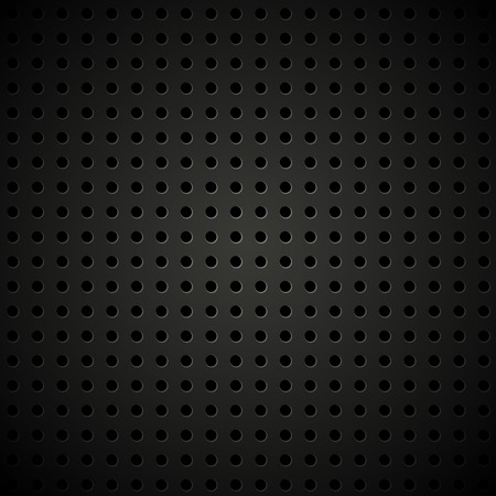 perforated: Textured vector perforated leather background. Abstract vector lether. Illustration