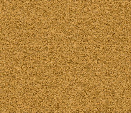 Cork board vector texture Illustration