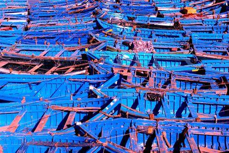 fishingboats: Fishingboats Stock Photo
