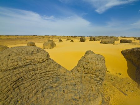 �rabe: desierto argelino