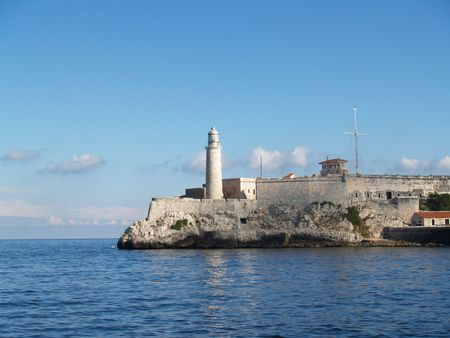 Beacon. Havana. Cuba Stock Photo - 6959181