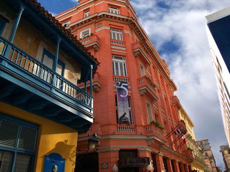 hemingway: House where lodged Hemingway. Havana. Cuba. Stock Photo