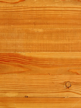 Planed uncoloured pine wood. Fine texture of wood Stock Photo