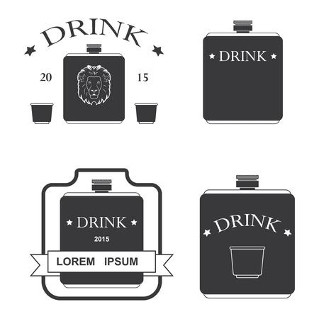 tipple: set of for drinking