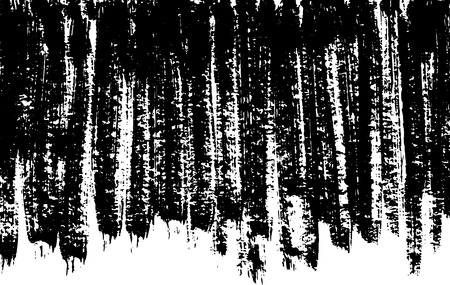 Grunge background of black and white. Abstract monochrome vector texture