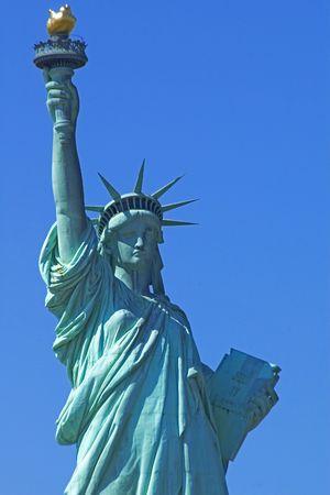 hallowed: Statue of lliberty