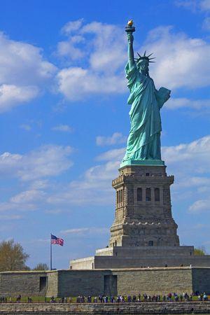 hallowed: statue of liberty