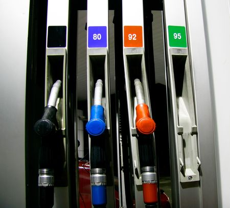 fillup: gas station