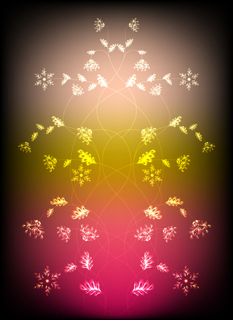 golden daisy: Abstract background with flowers. EPS10 vector illustration.