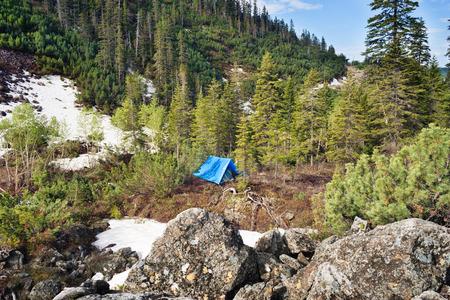 gory: Gory Ridge chiamato Miao Chan Estremo Oriente russo.