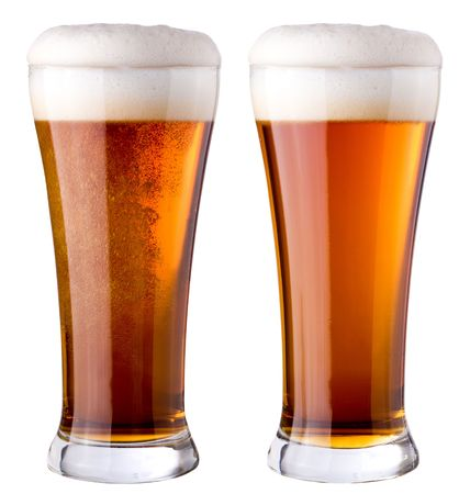 taphouse: Dark beer Stock Photo