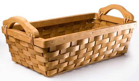wattled basket photo