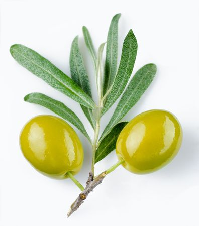 green olives photo