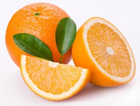 Orange  Standard-Bild