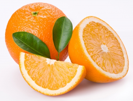 citruses: orange