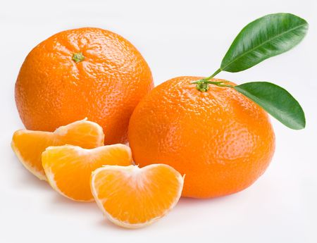 mandarine Stock Photo - 5329057